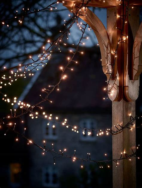 Most Loved Outdoor Christmas Decorations On Pinterest Twinkle Tree Lights