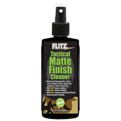 finish matte saapni flitz tactical matte finish cleaner 7 6oz