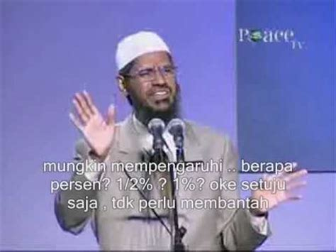 Download Mp3 Ceramah Zakir Naik Bahasa Indonesia | download ceramah zakir naik bahasa indonesia gopblock