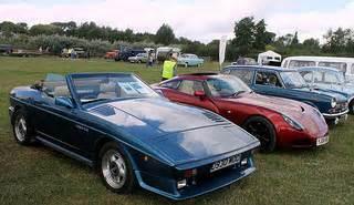 Tvr 390se Tvr 350se 390se Sports Car Sportscar2