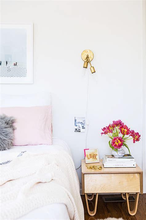 soft pink bedroom jelanie