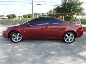 Pontiac G6 Coupe Convertible 2008 Pontiac G6 Gt For Sale In West Palm Fl