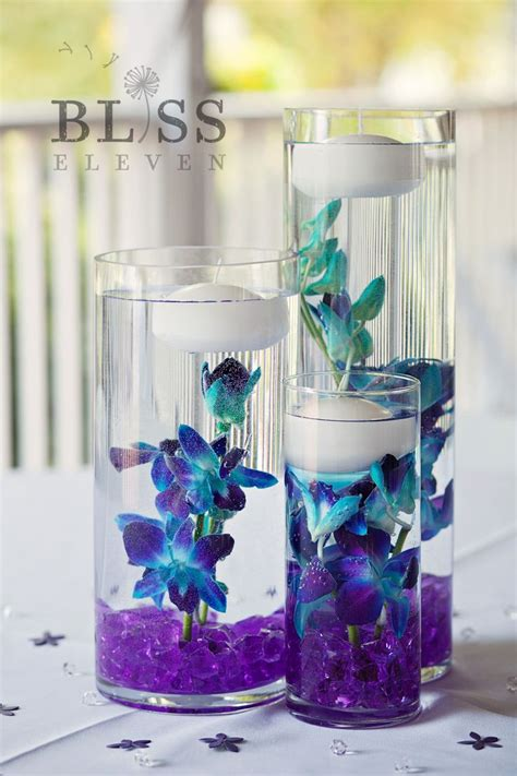 purple floating candles for centerpieces 25 best ideas about purple centerpiece on