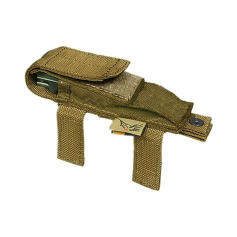 knife pouches flyye knife pouch molle coyote brown other pouches
