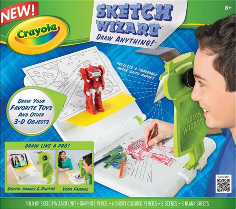 Crayola Sketch Wizard crayola sketch wizard sketches drawing draw set play