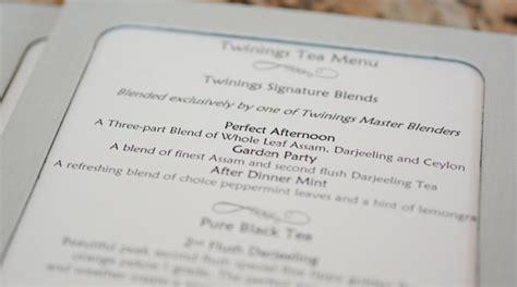garden view tea room menu news new tea flavors at the garden view tea room in disney s grand floridian resort the