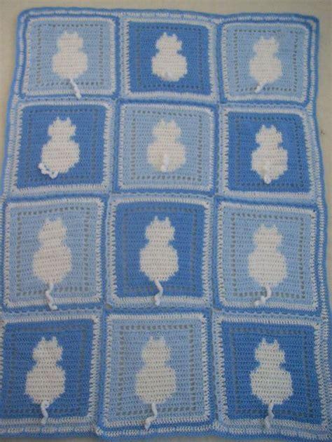 cat blanket pattern ravelry cats squared pattern by kristy heath free crochet