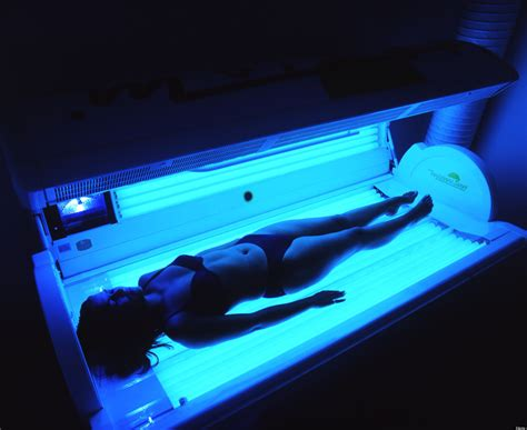 sun beds sunbed users exposed to double levels of radiation
