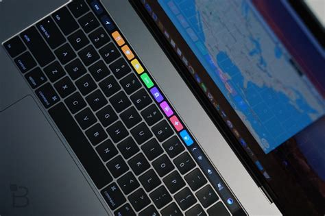 Macbook Pro Touch Bar macbook pro with touch bar not everything is with