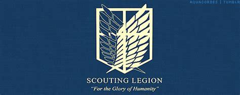 Kaos Scouting Legion Attack On Titan Wings Anime graphic