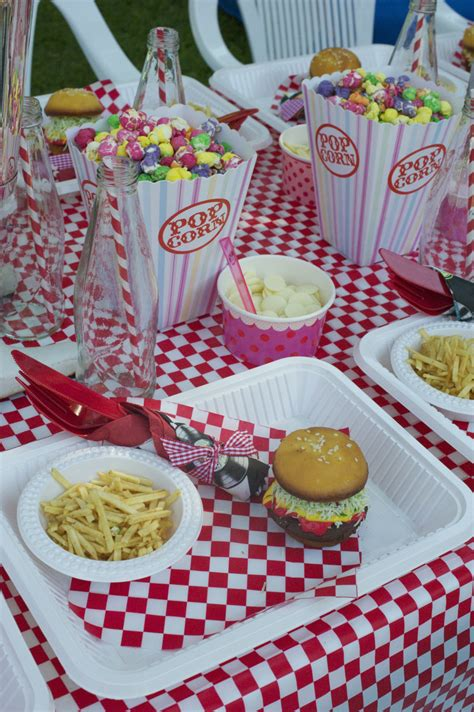 50 s day dinner ideas for two diy projects american diner bubba s 2nd birthday phoodie