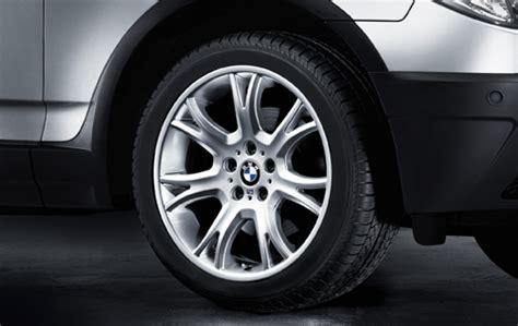 1x bmw genuine alloy wheel 19 quot m y spoke 191 grey e83