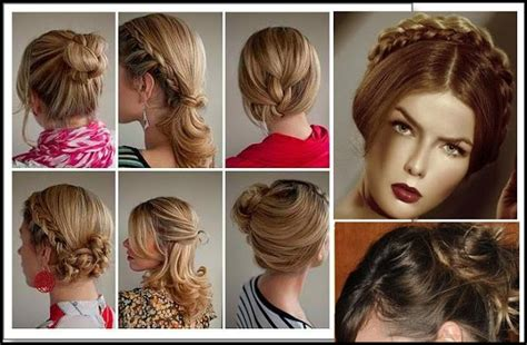 easy hairstyles casual easy casual updos for long hair hairstyles ideas