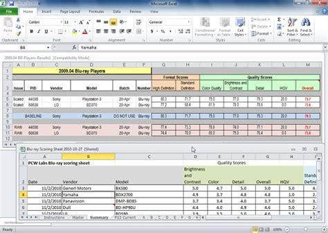 Working With Spreadsheets In Excel by Five Excel Nightmares And How To Fix Them Pcworld