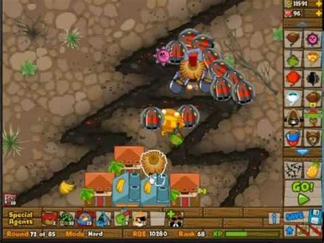 Bloons Td 5 Lightning Scar Bloons Tower Defense 5 Lightning Scar No Special