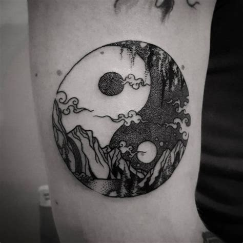 115 best yin yang tattoo designs amp meanings chose yours
