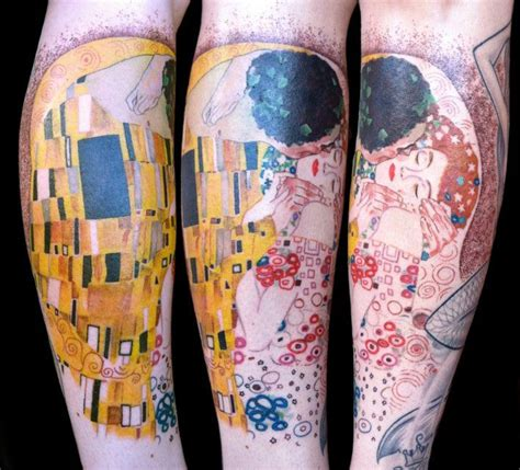 gustav klimt tattoo gustav klimt by david corden beautiful