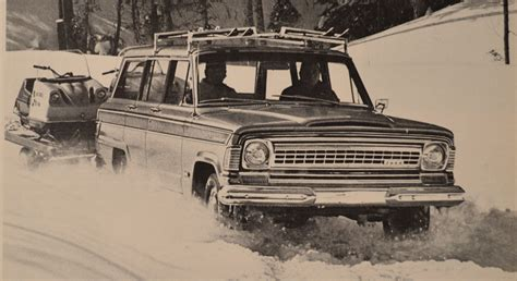1960 jeep wagoneer 1000 images about jeep ads 1960s on pinterest station