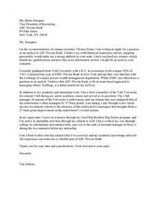 Cover Letter Friend Referral by Cover Letter To A Friend For A