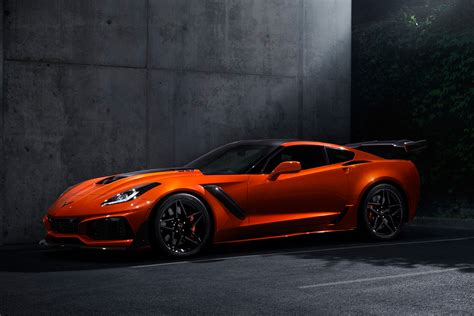 2019 Chevrolet Corvette Zr1 Is Gms Most Powerful Car by The 2019 Chevrolet Corvette Zr1 Is The Most Powerful