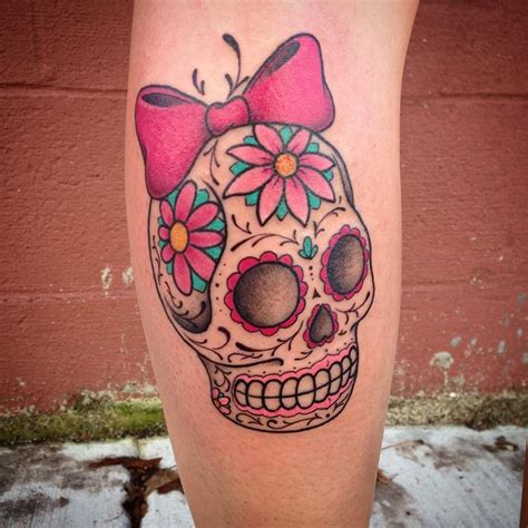 feminine sugar skull tattoo designs skull tattoos designs ideas and meaning tattoos