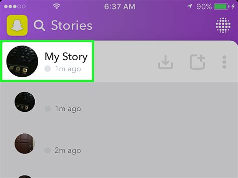 How To Add Picture To Snapchat