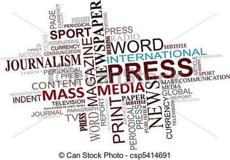 layout artist journalism clip art vecteur de m 233 dia journalisme nuage 233 tiquettes