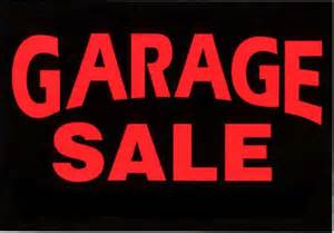 garage sale signs 7 best images of garage sale flyer template community