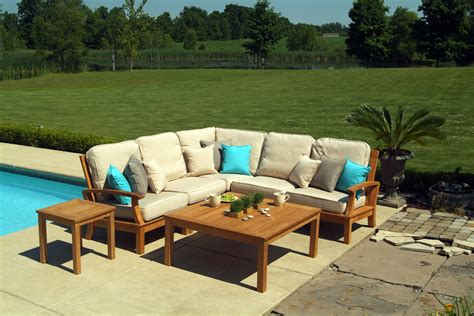 teak sectional patio furniture teak outdoor furniture sectional teak furnitures teak