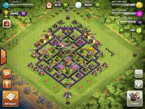 Best defense town hall level 8 car tuning