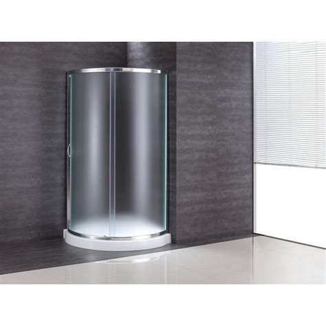 ove decors 36 in x 36 in x 76 in shower kit with