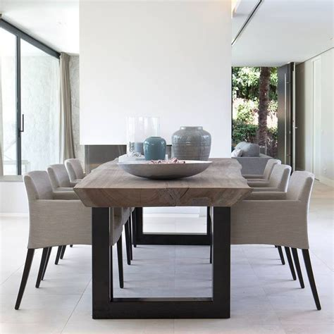 modern dining room tables and chairs best 20 contemporary dining table ideas on pinterest no