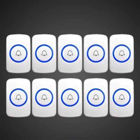 kerui wireless panic button wireless doorbell emergency