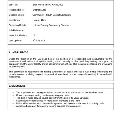 Resume Template Description by Sle Description Template Thebridgesummit Co With