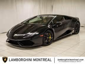 Lamborghini For Sale Montreal 2016 Lamborghini Hurac 225 N For Sale In Montr 233 Al