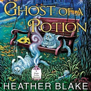 audiobook review of ghost of a potion | books, movies