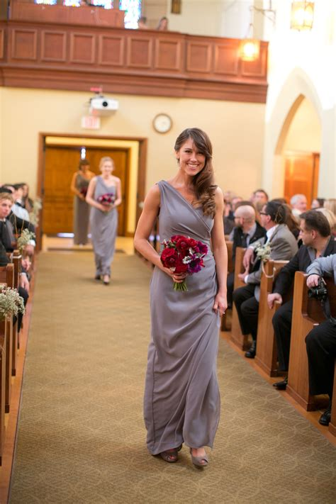 Wedding Walking The Aisle by Bridesmaids Walking The Aisle Wedding For