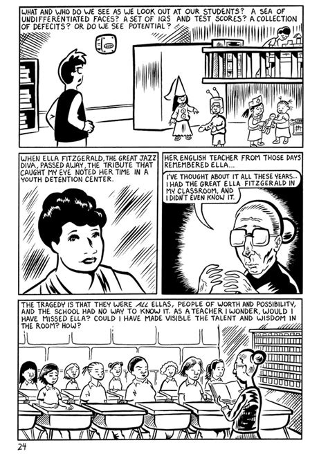 to teach the journey in comics bill ayers authors of
