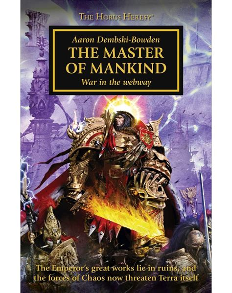 vire wars warhammer chronicles books black library book 41 the master of mankind ebook