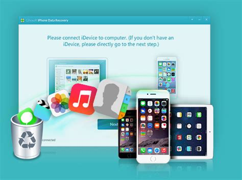 gihosoft free iphone data recovery recover lost data