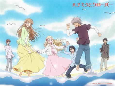 honey and clover honey and clover anime wallpaper 35126614 fanpop