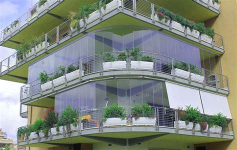 veranda balcone cosa succede ai millesimi se un balcone viene trasformata