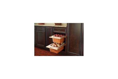 Rev S Shelf rev a shelf 4wv 18i eucalyptus 4wv series 17 1 2 inch wide