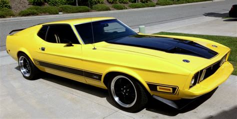 73 mustang mach 1 value 1973 ford mustang mach 1