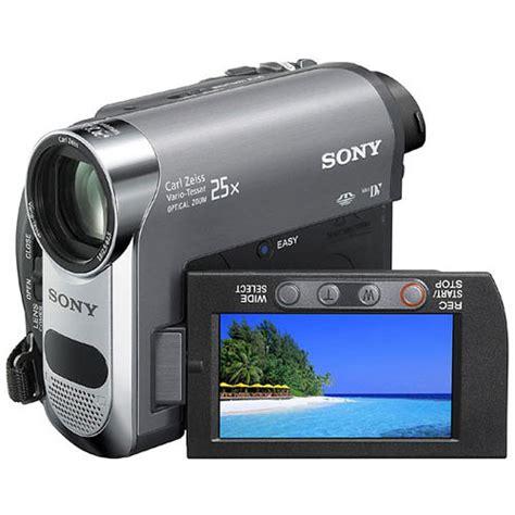 cassette per videocamera sony dcr hc48 mini dv camcorder dcrhc48 b h photo