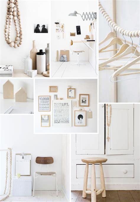 interieur wit hout interieurinspiratie hout en wit follow fashion