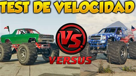 Jam Grand Max By Autoshop gta 5 test de velocidad marshall vs the liberator