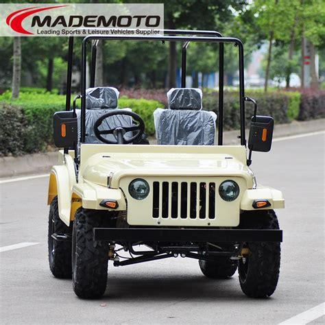 mini jeep atv china manufacture atv ce 200cc 150cc mini jeep willys in