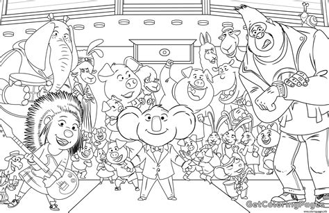 printable coloring pages cing sing colouring page coloring pages printable