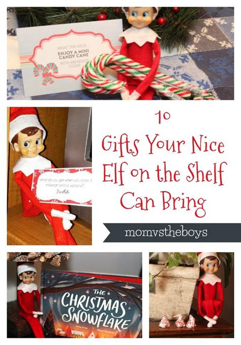 gifts your on the shelf can bring